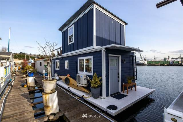 1080 W Ewing Place A7, Seattle, WA 98119 (#1732930) :: Northwest Home Team Realty, LLC