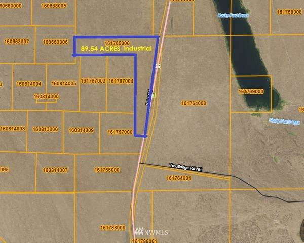 161765000 Highway 17 N, Soap Lake, WA 98851 (MLS #1732931) :: Brantley Christianson Real Estate