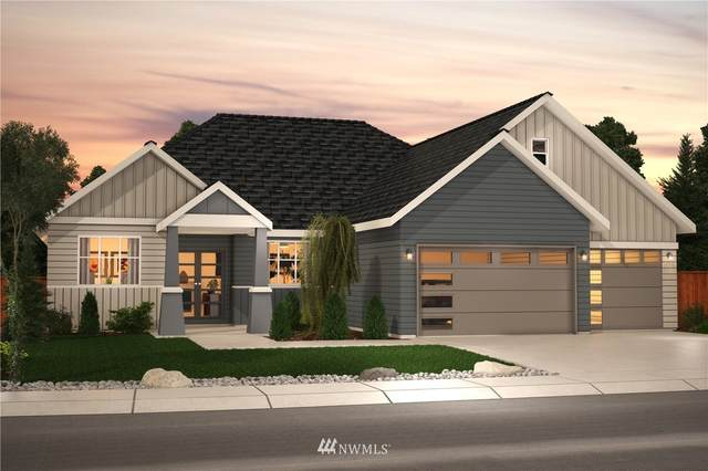 23133 65th St E (Lot 114), Buckley, WA 98321 (#1733041) :: The Snow Group
