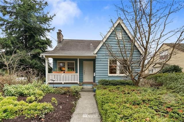 2003 85th Street, Seattle, WA 98117 (#1733045) :: Canterwood Real Estate Team