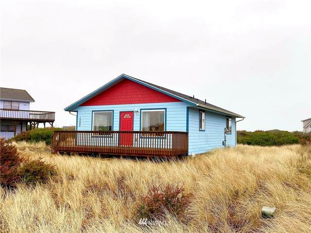 1320 N Jetty Avenue SW, Ocean Shores, WA 98569 (MLS #1733079) :: Brantley Christianson Real Estate