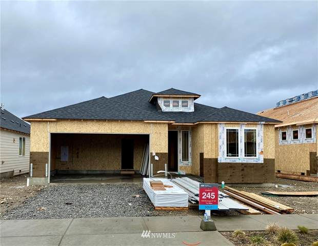 9406 Bowthorpe (Lot 245) Street SE, Lacey, WA 98513 (#1733084) :: Alchemy Real Estate