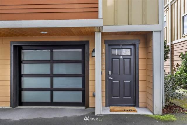 12031 35th Avenue NE B, Seattle, WA 98125 (#1733242) :: McAuley Homes