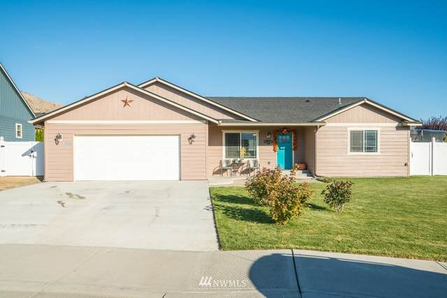 1008 Crest Loop, Entiat, WA 98822 (MLS #1733250) :: Nick McLean Real Estate Group
