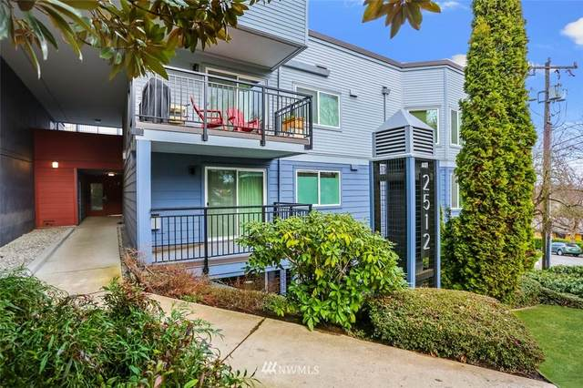 2512 E Madison Street #105, Seattle, WA 98112 (MLS #1733349) :: Brantley Christianson Real Estate