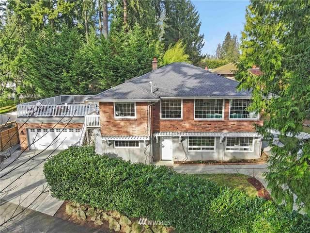 1245 112th Avenue NE, Bellevue, WA 98004 (#1733365) :: Hauer Home Team