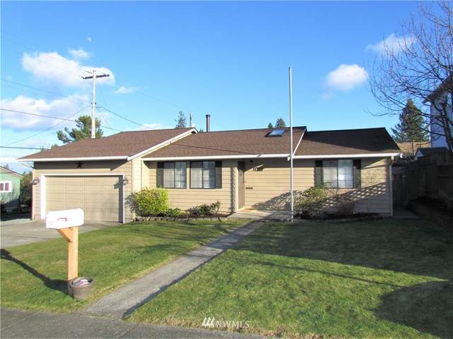 1013 S Laurel Street, Port Angeles, WA 98362 (MLS #1733412) :: Brantley Christianson Real Estate