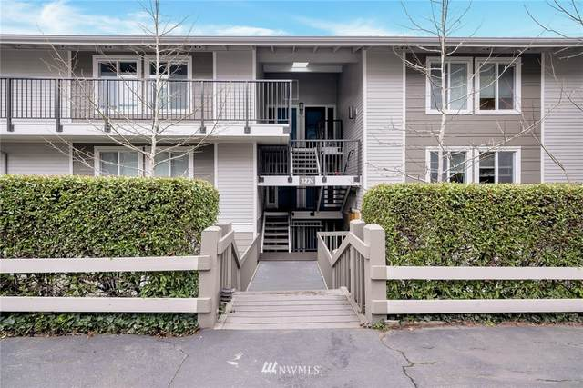 3224 80th Avenue SE #6, Mercer Island, WA 98040 (MLS #1733441) :: Brantley Christianson Real Estate