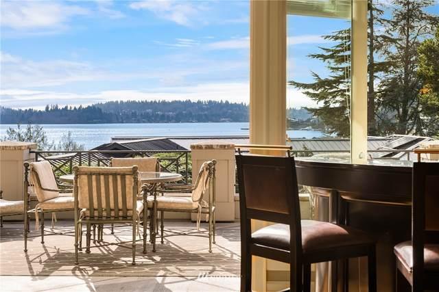 9421 Lake Washington Boulevard NE, Bellevue, WA 98004 (#1733453) :: Urban Seattle Broker