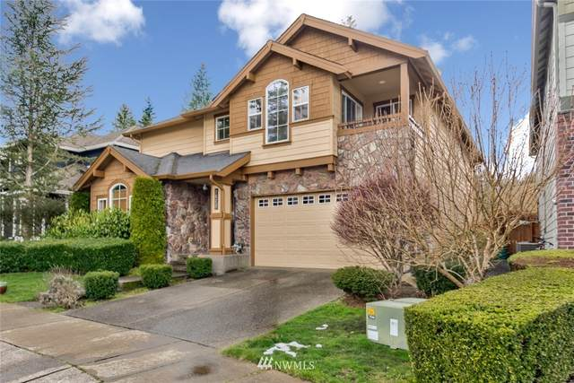 7621 Greenridge Court SE, Snoqualmie, WA 98065 (#1733468) :: Better Homes and Gardens Real Estate McKenzie Group