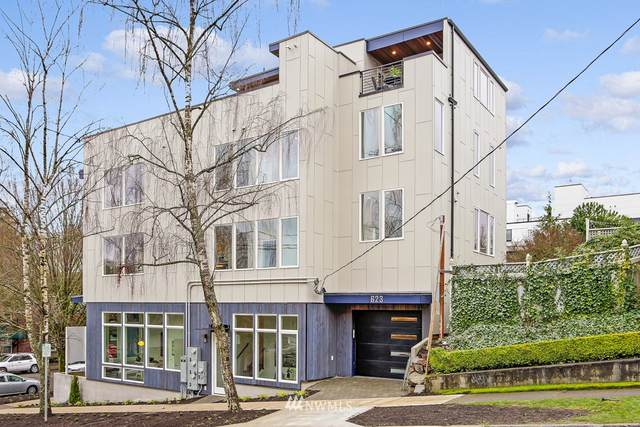 623 19th Avenue E A, Seattle, WA 98112 (#1733482) :: Better Properties Lacey