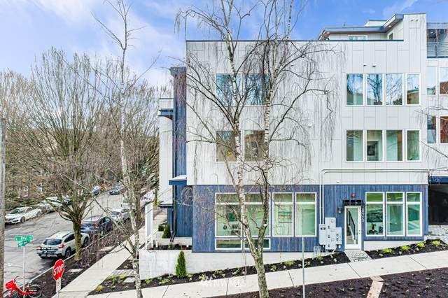 1825 E Roy Street B, Seattle, WA 98112 (#1733489) :: Better Properties Lacey
