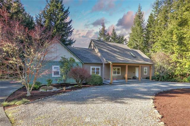 372 Woodridge Drive, Port Ludlow, WA 98365 (#1733491) :: Engel & Völkers Federal Way