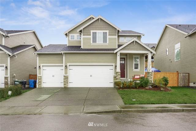 8111 206th Avenue E, Bonney Lake, WA 98391 (#1733545) :: The Snow Group