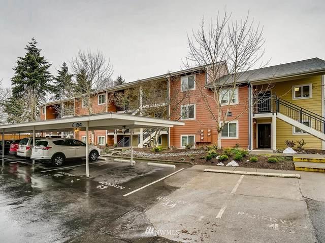 12601 SE 41st Place C304, Bellevue, WA 98006 (#1733553) :: Ben Kinney Real Estate Team