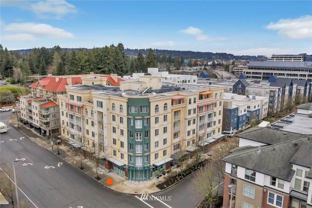 11004 NE 11th Street #503, Bellevue, WA 98004 (#1733589) :: Lucas Pinto Real Estate Group