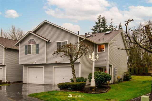2531 S 288th Street #1, Federal Way, WA 98003 (#1733596) :: Canterwood Real Estate Team