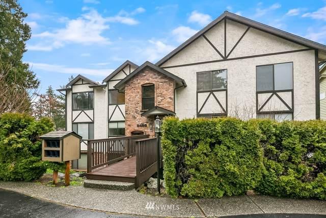 3400 161st Court SE #2, Bellevue, WA 98008 (#1733623) :: Ben Kinney Real Estate Team