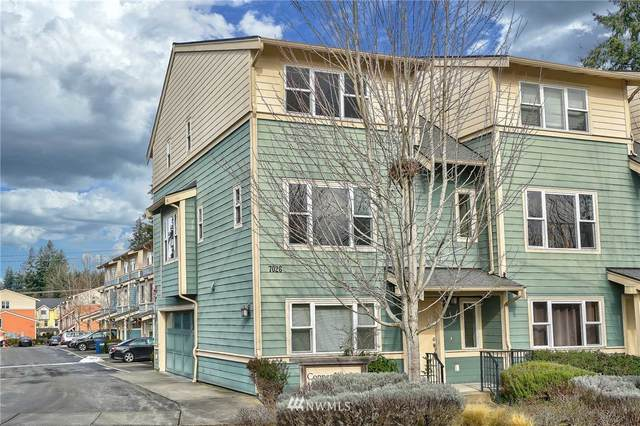 7026 NE 182nd Street #101, Kenmore, WA 98028 (MLS #1733626) :: Brantley Christianson Real Estate
