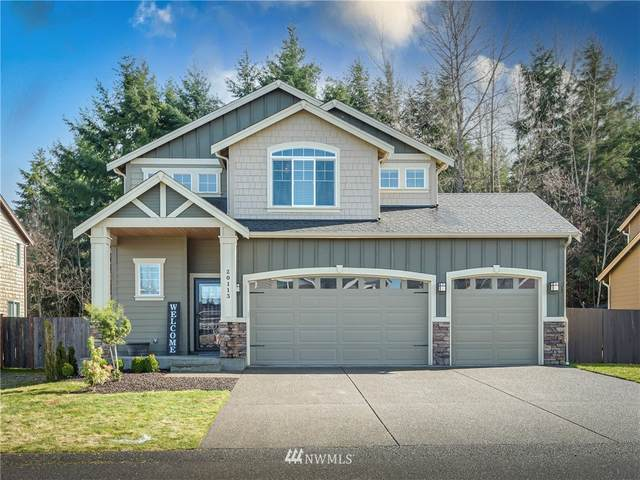 20113 195th Avenue E, Orting, WA 98360 (#1733644) :: Better Homes and Gardens Real Estate McKenzie Group