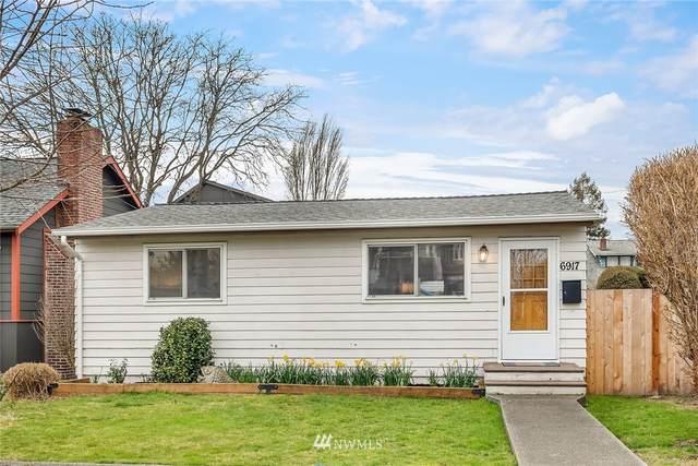 6917 Flora Avenue S, Seattle, WA 98108 (#1733702) :: The Original Penny Team