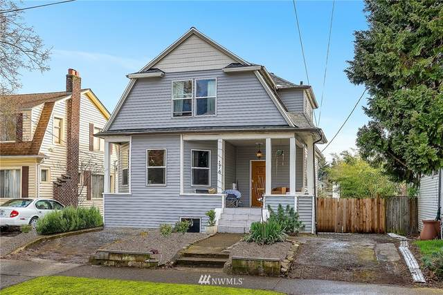 176 25th Avenue, Seattle, WA 98122 (#1733703) :: The Original Penny Team
