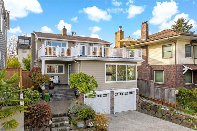 1707 Palm Avenue SW, Seattle, WA 98116 (#1733744) :: Better Homes and Gardens Real Estate McKenzie Group