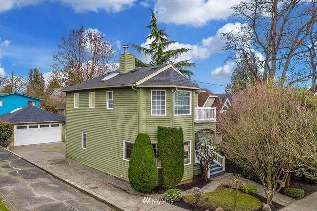 918 N 86th Street, Seattle, WA 98103 (#1733756) :: Priority One Realty Inc.