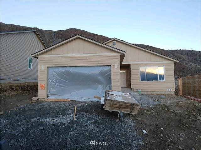 221 S Hammond Lane, Rock Island, WA 98850 (#1733758) :: Costello Team