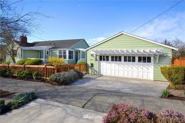 3400 NW 57th Street, Seattle, WA 98107 (#1733804) :: Canterwood Real Estate Team