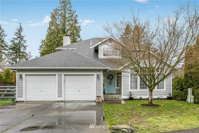 2811 Dayton Avenue NE, Renton, WA 98056 (#1733868) :: Canterwood Real Estate Team