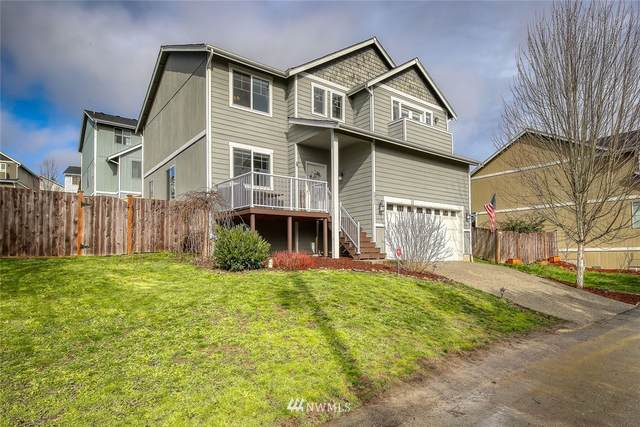 2974 E Gerard Place, Bremerton, WA 98310 (#1733935) :: NextHome South Sound