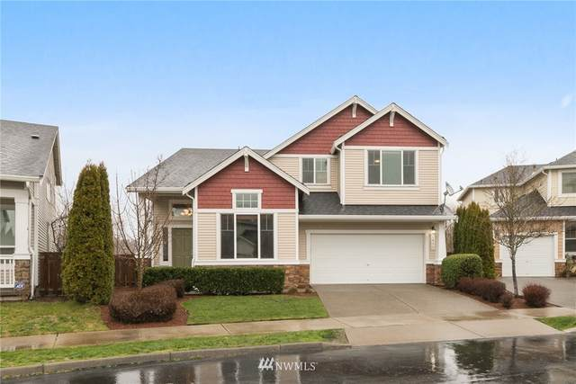 4630 S 214th Place #129, Kent, WA 98032 (#1733944) :: Urban Seattle Broker