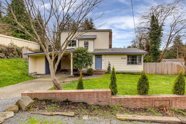 2743 NE 140th Street, Seattle, WA 98125 (#1733945) :: Canterwood Real Estate Team