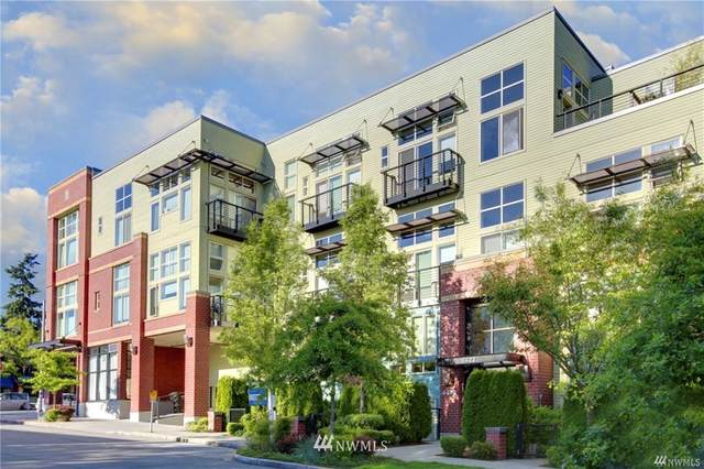 4422 Bagley Avenue N #311, Seattle, WA 98103 (#1733986) :: Pickett Street Properties