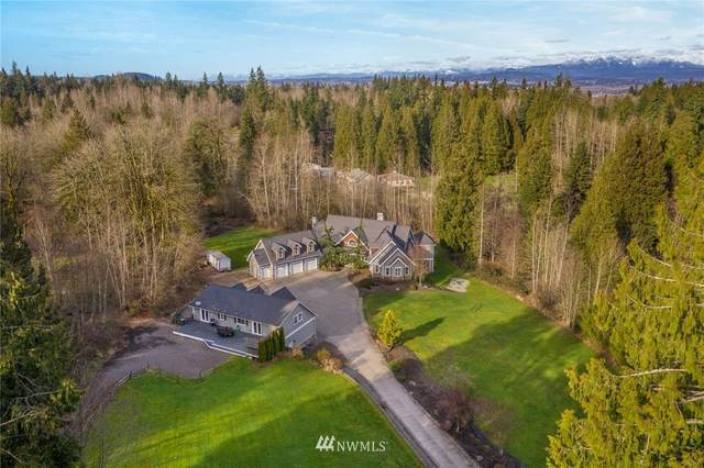 16125 230TH STREET SOUTHEAST, Snohomish, WA 98296 (#1733987) :: NextHome South Sound