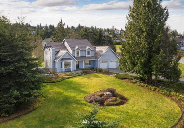443 Doe Run Road, Sequim, WA 98382 (MLS #1734016) :: Brantley Christianson Real Estate