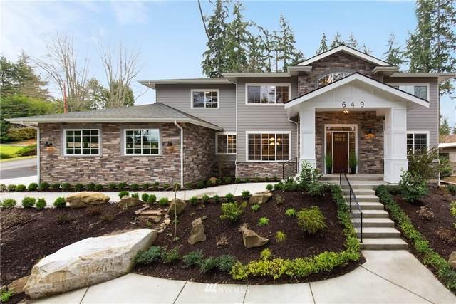 649 126th Avenue NE, Bellevue, WA 98005 (#1734041) :: Ben Kinney Real Estate Team