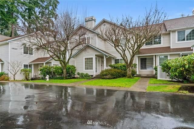 18541 Linden Avenue N #5, Shoreline, WA 98133 (#1734088) :: Icon Real Estate Group
