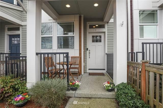 6922 31st Avenue SW, Seattle, WA 98126 (#1734092) :: Icon Real Estate Group