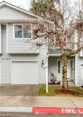 2220 S 336th Street #402, Federal Way, WA 98003 (#1734109) :: Shook Home Group