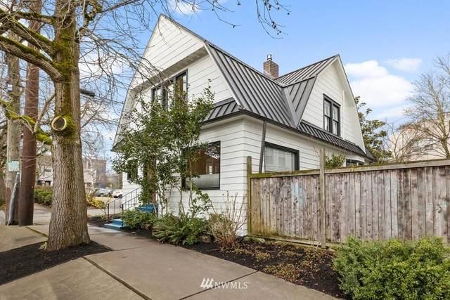 1714 E Thomas Street, Seattle, WA 98112 (#1734145) :: Keller Williams Western Realty