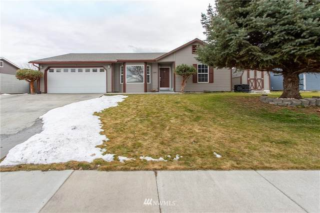1441 S James Avenue, Moses Lake, WA 98837 (MLS #1734216) :: Brantley Christianson Real Estate