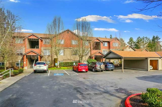 10825 SE 200th Street A106, Kent, WA 98031 (#1734264) :: Priority One Realty Inc.
