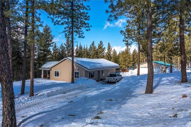 4333 Union Valley Road, Chelan, WA 98816 (#1734282) :: Better Properties Real Estate