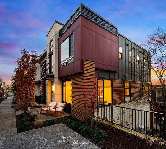 941 W Mcgraw Street #43, Seattle, WA 98119 (#1734289) :: Engel & Völkers Federal Way
