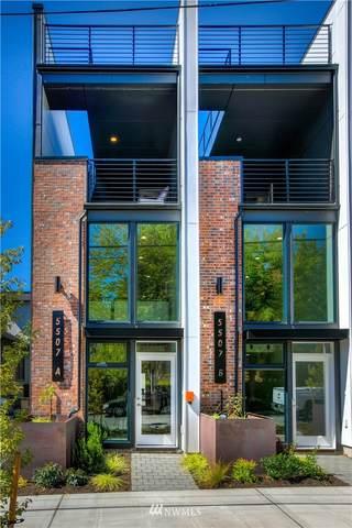 5507 4 Avenue NW, Seattle, WA 98107 (#1734329) :: Icon Real Estate Group