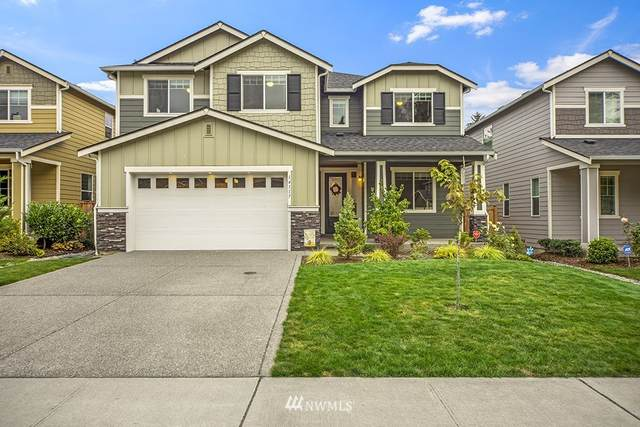 14117 63rd Avenue E, Puyallup, WA 98373 (#1734383) :: Keller Williams Realty