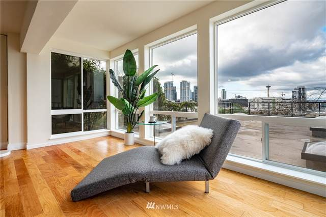 308 E Republican Street #102, Seattle, WA 98102 (#1734415) :: Ben Kinney Real Estate Team