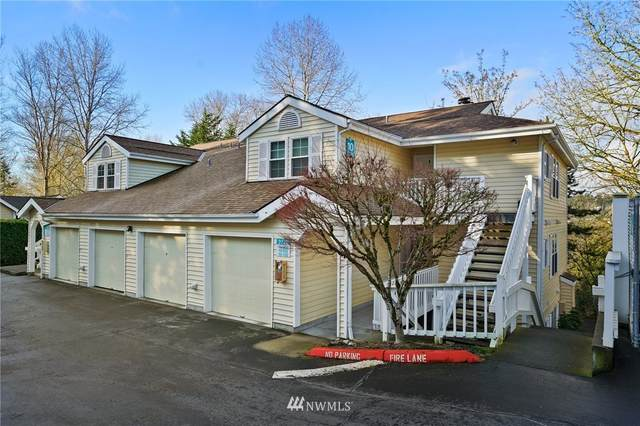 2720 118th Avenue SE #202, Bellevue, WA 98005 (#1734419) :: The Torset Group